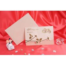 Hochzeitskarte 3205