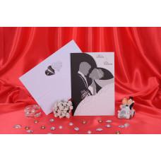 Hochzeitskarte 3230