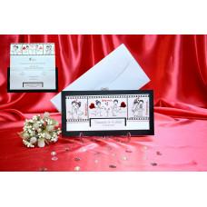 Hochzeitskarte 3290