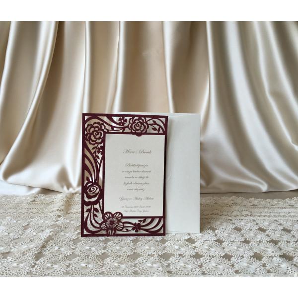 Hochzeitskarte  6015