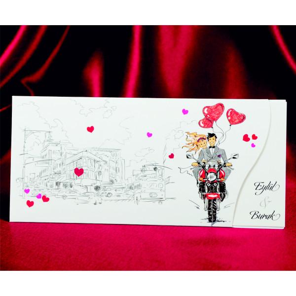 Hochzeitskarte  140