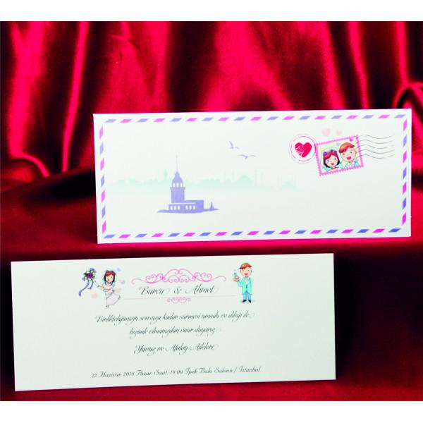 Hochzeitskarte  142