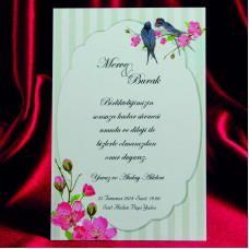 Hochzeitskarte  153